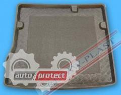 Фото 2 - TM Rezaw-Plast Коврики в багажник Renault Duster 2010 -> резино-пластиковый, 4x4, черный