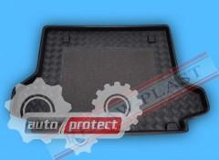 Фото 1 - TM Rezaw-Plast Коврики в багажник Renault Koleos 2008 -> резино-пластиковый, черный