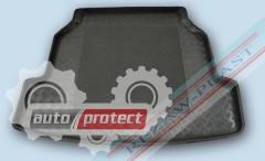 Фото 1 - TM Rezaw-Plast Коврики в багажник Renault Latitude 2011 -> резино-пластиковый, седан, черный
