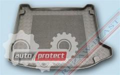 Фото 1 - TM Rezaw-Plast Коврики в багажник Renault Lodgy 2012 -> резино-пластиковый, 7-ми местный, черный