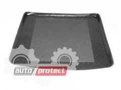 Фото 1 - TM Rezaw-Plast Коврики в багажник Renault Scenic 2003 -> резино-пластиковый, черный