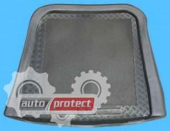 Фото 1 - TM Rezaw-Plast Коврики в багажник Seat Cordoba 1993-1999-> резино-пластиковый, седан, черный, 1шт