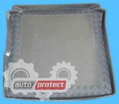 Фото 1 - TM Rezaw-Plast Коврики в багажник Seat Cordoba 2002 -2006-> резино-пластиковый, седан, черный, 1шт