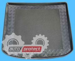 Фото 1 - TM Rezaw-Plast Коврики в багажник Seat Toledo 2004-> резино-пластиковый, седан, черный, 1шт