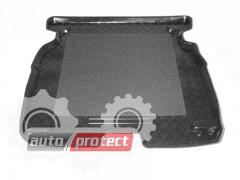 Фото 1 - TM Rezaw-Plast Коврики в багажник Skoda Felicia 1994-2001-> резино-пластиковый, комби, черный, 1шт