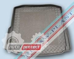 Фото 1 - TM Rezaw-Plast Коврики в багажник Skoda Octavia A-5 2013-> резино-пластиковый, хетчбэк, черный, 1шт