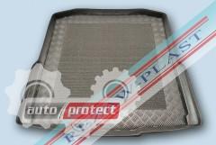 Фото 1 - TM Rezaw-Plast Коврики в багажник Skoda Octavia A7 2013-> резино-пластиковый, комби, черный, 1шт