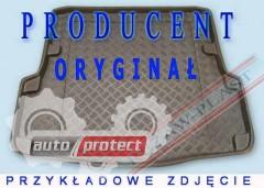Фото 1 - TM Rezaw-Plast Коврики в багажник Skoda Roomster Praktik 2008-> резино-пластиковый, пикап 2-х местный, черный
