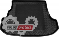 Фото 1 - TM Rezaw-Plast Коврики в багажник Subaru Forester 2003-2008-> резино-пластиковый, черный, 1шт