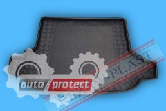 Фото 1 - TM Rezaw-Plast Коврики в багажник Subaru Forester 2008 -2013-> резино-пластиковый, черный, 1шт