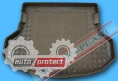 Фото 1 - TM Rezaw-Plast Коврики в багажник Suzuki Kizashi 2010-> резино-пластиковый, седан, черный, 1шт
