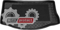 Фото 1 - TM Rezaw-Plast Коврики в багажник Suzuki ift 2005-2008-> резино-пластиковый, хетчбэк, черный, 1шт