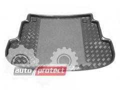 Фото 1 - TM Rezaw-Plast Коврики в багажник Toyota Corolla  9 2001-2007-> резино-пластиковый, комби, черный, 1шт