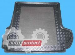 Фото 1 - TM Rezaw-Plast Коврики в багажник Toyota LC  90 1999-2003-> резино-пластиковый, черный, 1шт