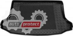 Фото 1 - TM Rezaw-Plast Коврики в багажник Toyota RAV-4 2006-> резино-пластиковый, 5-ти дв., черный
