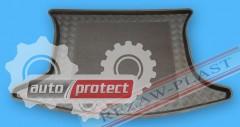 Фото 1 - TM Rezaw-Plast Коврики в багажник Toyota Verso 2009-> резино-пластиковый, черный, 1шт