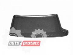 Фото 1 - TM Rezaw-Plast Коврики в багажник Audi A2 (8Z0) 2000-> резино-пластиковый, хетчбэк, черный, 1шт