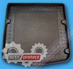 Фото 1 - TM Rezaw-Plast Коврики в багажник Audi A5 2008-> резино-пластиковые, спортбэк, черный, 1шт