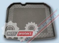Фото 1 - TM Rezaw-Plast Коврики в багажник Audi Q3 2011-> резино-пластиковые, с отсеком для набора инструмента, черный, 1шт
