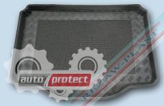 Фото 1 - TM Rezaw-Plast Коврики в багажник Opel Mokka 2012 -> резино-пластиковый, черный