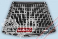 Фото 1 - TM Rezaw-Plast Коврики багажник Audi A6 2011-> полиуретановые, седан, черный