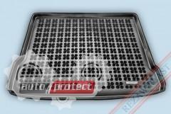 Фото 1 - TM Rezaw-Plast Коврики в багажник Audi Q3 2011-> полиуретановый, черный