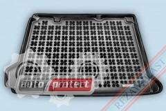 Фото 1 - TM Rezaw-Plast Коврики в багажник Citroen C4 2010-> полиуретановые, хетчбэк, черный, 1шт