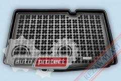 Фото 1 - TM Rezaw-Plast Коврики в багажник Ford B-Max  2012-> полиуретановые, черный, 1шт