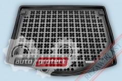 Фото 3 - TM Rezaw-Plast Коврики в багажник Ford Focus 2011-> полиуретановые, комби, черный, 1шт