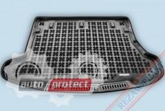 Фото 1 - TM Rezaw-Plast Коврики в багажник Hyundai i30 2007-2012-> полиуретановые, комби, черный, 1шт