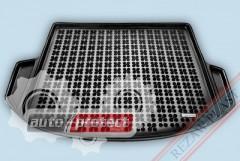 Фото 1 - TM Rezaw-Plast Коврики в багажник Hyundai Santa Fe 2012-> полиуретановые, черный, 1шт
