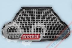 Фото 1 - TM Rezaw-Plast Коврики в багажник Kia Optima 201-> полиуретановые, черный, 1шт