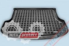 Фото 1 - TM Rezaw-Plast Коврики в багажник Kia Sorento 2009-> полиуретановые, 5-ми местный, черный