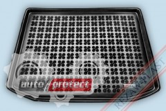 Фото 1 - TM Rezaw-Plast Коврики в багажник Mitsubishi ASX 2010-> полиуретановые, черные, 1шт