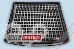 Фото 1 - TM Rezaw-Plast Коврики в багажник Mitsubishi Outlander 2012-> полиуретановые, черные, 1шт