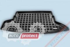 Фото 1 - TM Rezaw-Plast Коврики в багажник Nissan Juke 2010-> полиуретановый, черный