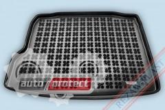 Фото 1 - TM Rezaw-Plast Коврики в багажник Opel Vectra C 2002-2005-> полиуретановый, седан, черный