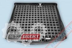 Фото 1 - TM Rezaw-Plast Коврики в багажник Peugeot 301 2012-> полиуретановый, черный