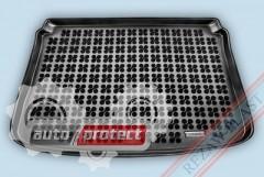 Фото 1 - TM Rezaw-Plast Коврики в багажник Peugeot 307 2001-2007-> полиуретановый, хетчбэк, черный