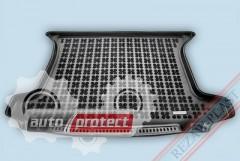 Фото 1 - TM Rezaw-Plast Коврики в багажник Peugeot 308 2007-> полиуретановый, комби, черный