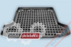 Фото 1 - TM Rezaw-Plast Коврики в багажник Peugeot 508 2011-> полиуретановый, седан, черный