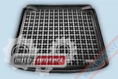 Фото 1 - TM Rezaw-Plast Коврики в багажник Skoda Fabia II 2007-> полиуретановый, комби, черный, 1шт