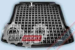 Фото 1 - TM Rezaw-Plast Коврики в багажник Skoda Rapid 2012-> полиуретановый, седан, черный, 1шт