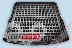 Фото 1 - TM Rezaw-Plast Коврики в багажник Skoda Superb II 2008-> полиуретановый, комби, черный, 1шт