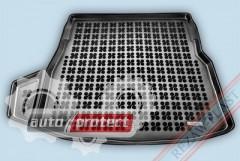 Фото 1 - TM Rezaw-Plast Коврики в багажник Toyota Corolla  2012-> полиуретановый, седан Lim, черный, 1шт