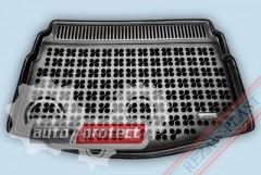 Фото 1 - TM Rezaw-Plast Коврики в багажник VW Golf-7 2012-> полиуретановый, хетчбэк, нижний багажник, черный, 1шт