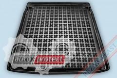 Фото 2 - TM Rezaw-Plast Коврики в багажник VW Passat B6 2005-2011, B7 2010-> полиуретановый, комби, черный, 1шт