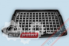 Фото 1 - TM Rezaw-Plast Коврики в багажник VW Polo 5 2009-> полиуретановый, хетчбэк, нижний багажник, черный, 1шт