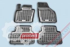 Фото 1 - TM Rezaw-Plast Коврики в салон Audi Q3 2011-> полимерные черные 4шт