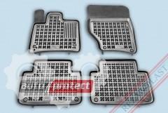 Фото 1 - TM Rezaw-Plast Коврики в салон Audi Q7 2005-> полимерные черные 4шт